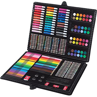 Cra-Z-Art Creative Artist Studio 250 Piece Set: Toys & Games