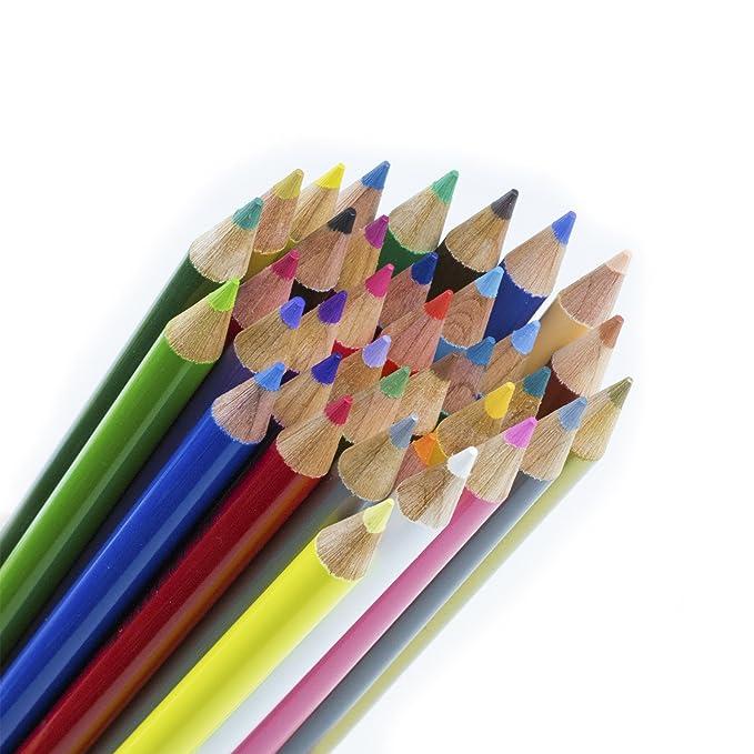 Amazon.com: Tombow 1500 lápices de colores, piezas: Office ...