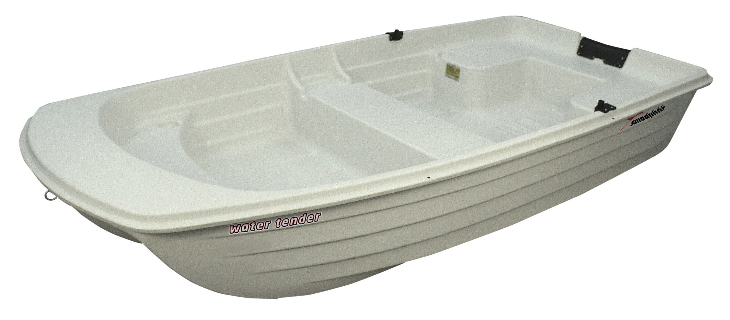 Sun Dolphin Water Tender Row Boat (White, 9.4-Feet)