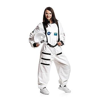Kostümplanet Astronauten Kostüm Für Damen Astronautin Kostüm