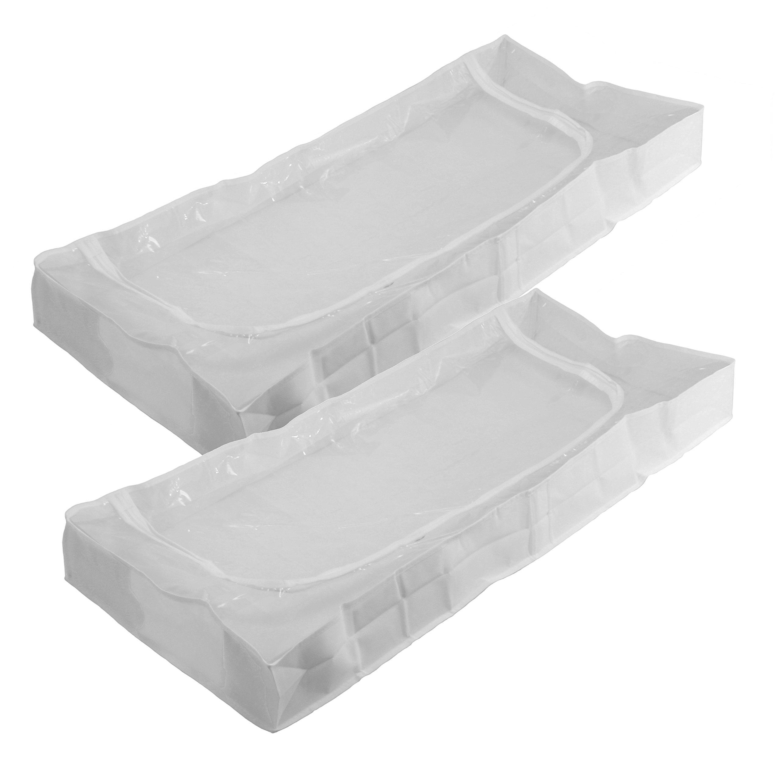 Everyday Essentials Large Underbed Storage Bag - 2 Pack