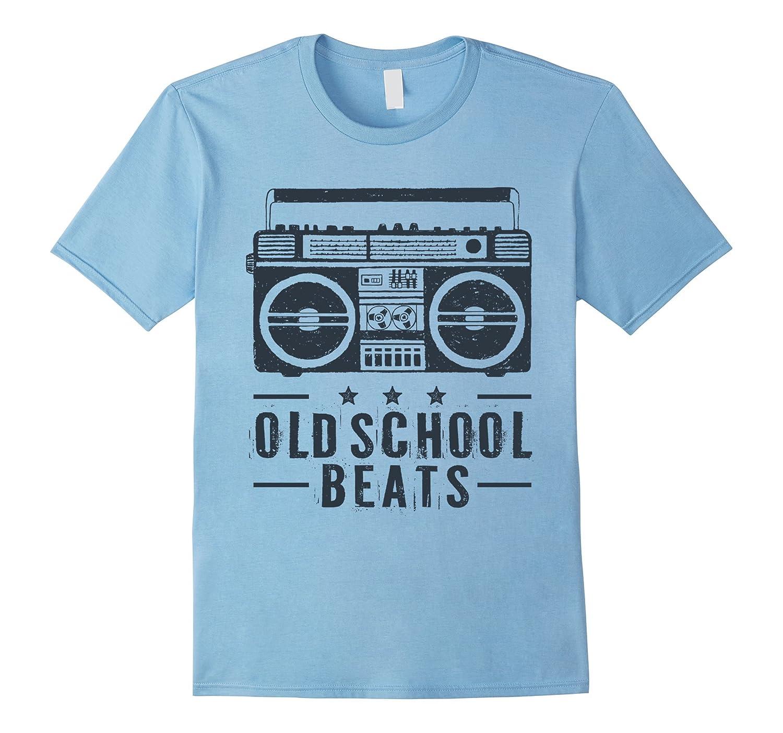 Old School Hip Hop Beats Boombox Shirt-ah my shirt one gift