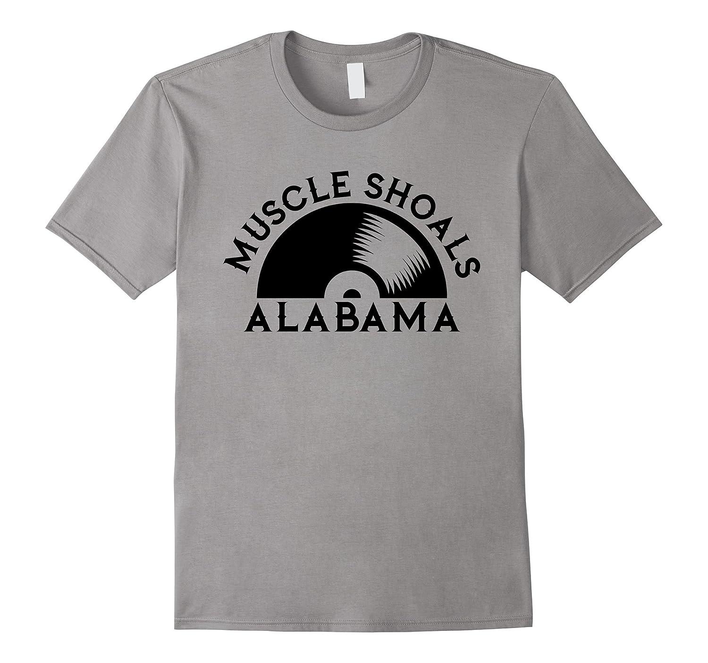 Muscle Shoals Shirt Alabama Recording Studio Music City-TD