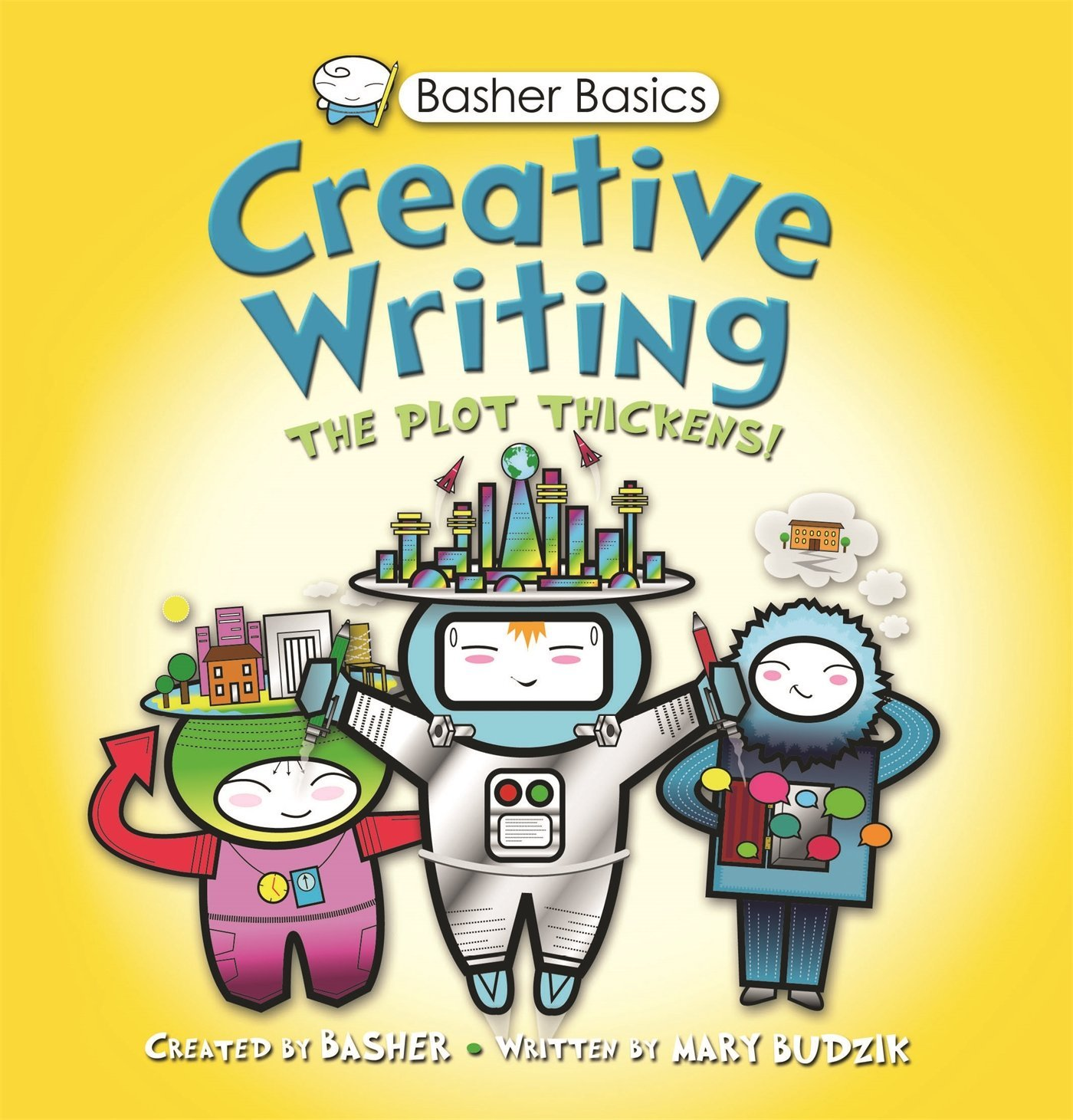 Download Basher Basics: Creative Writing pdf