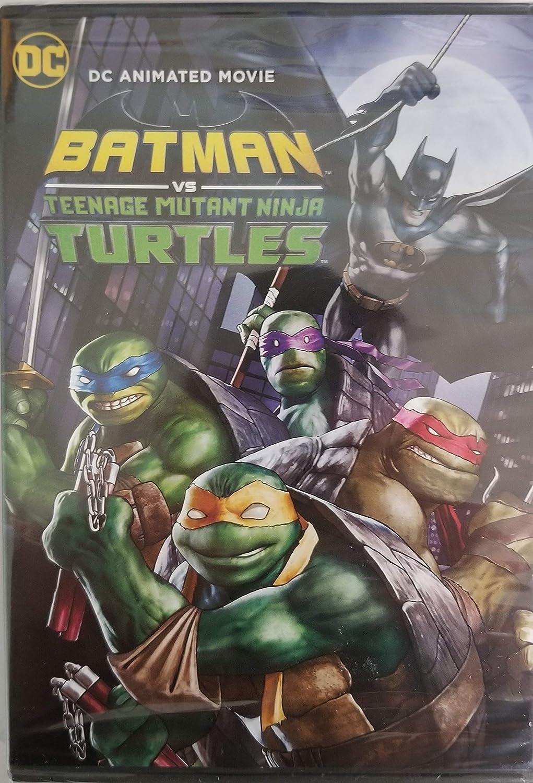 Amazon.com: Batman Vs Teenage Mutant Ninja Turtles: Troy ...