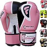 Farabi Far-Tech Boxing Gloves for Training Punching Sparring Gloves