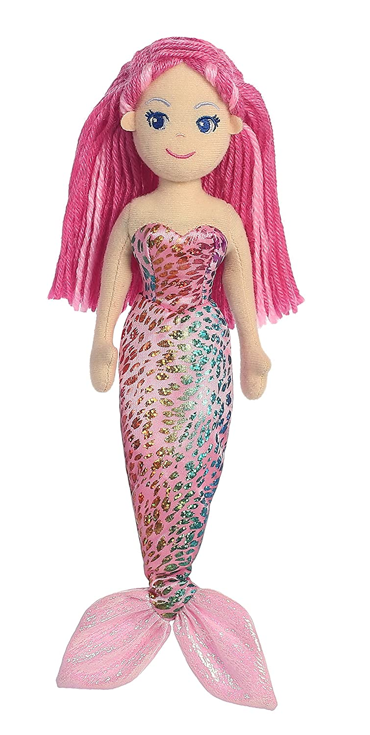 Aurora World Sea Sparkles Maryn Mermaid Plush Inc. 33087