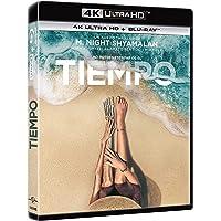 Tiempo (4K UHD + Blu-ray) [Blu-ray]