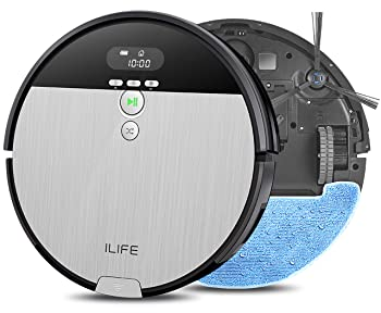 ILIFE V8s 2-in-1 Mopping Robot