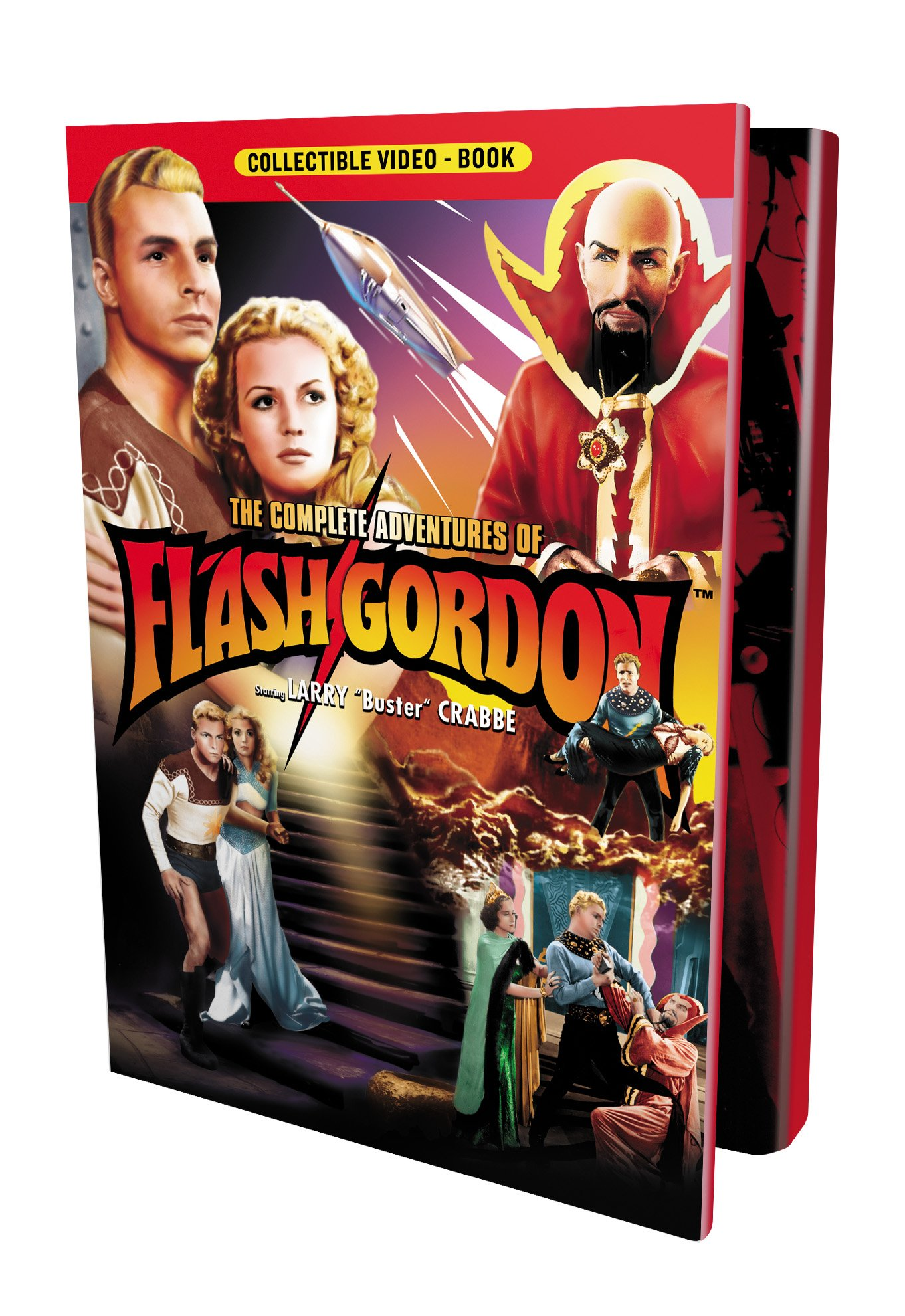 The Complete Adventures of Flash Gordon by Madacy (Music Distributor)