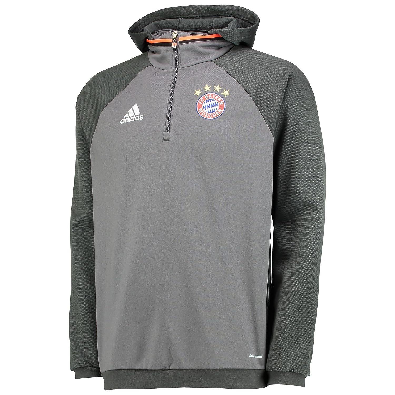 adidas Herren Fc Bayern Fleece Hoody