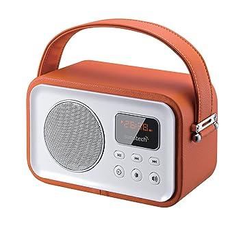 Radio altavoz