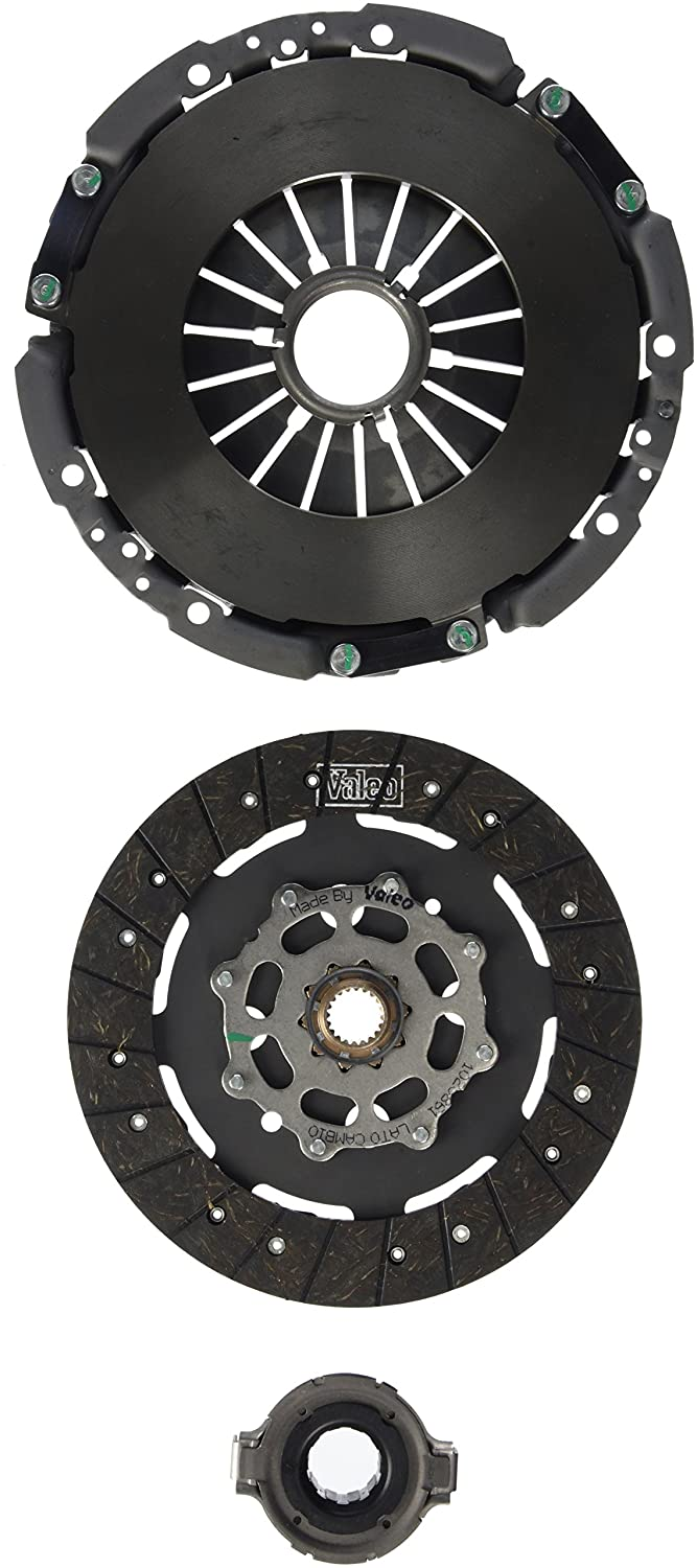 Amazon.com: VALEO Clutch Kit Fits ALFA ROMEO 147 156 FIAT LANCIA Lybra 1.8-2.4L 1994-2010: Automotive