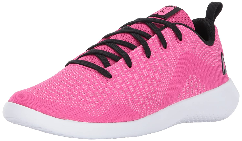Reebok Women's Esoterra DMX Lite Track Shoe B01NAJ7W9H 5 B(M) US|Poison Pink/Rose Rage/White/Black