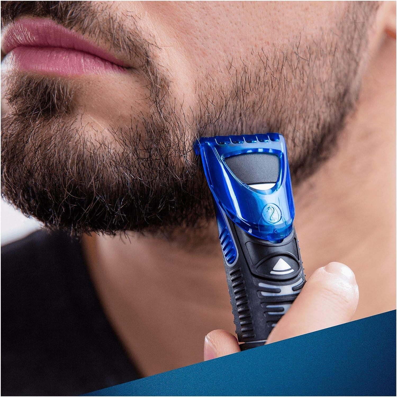 Gillette Styler Multiusos - Recortadora Barba, Maquinilla y ...