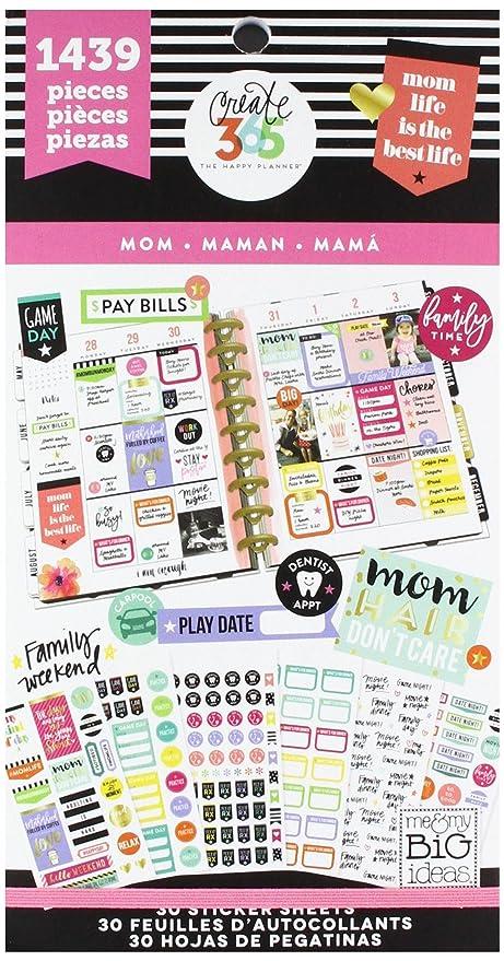 amazon com me my big ideas ppsv 06 create 365 the happy planner