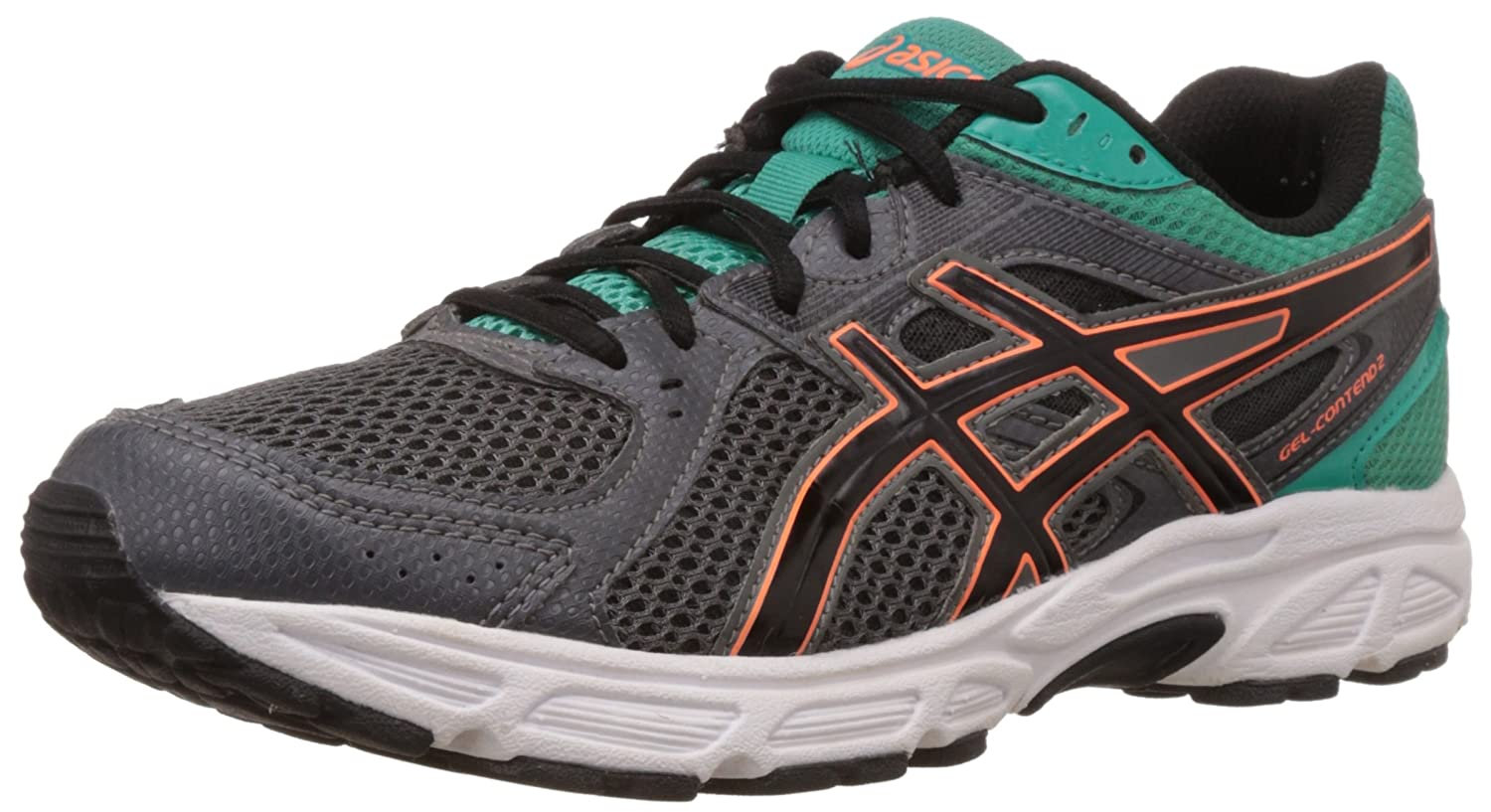 Contend 2 Men's Mesh Gel Running Shoes Asics OiuPTkXZ
