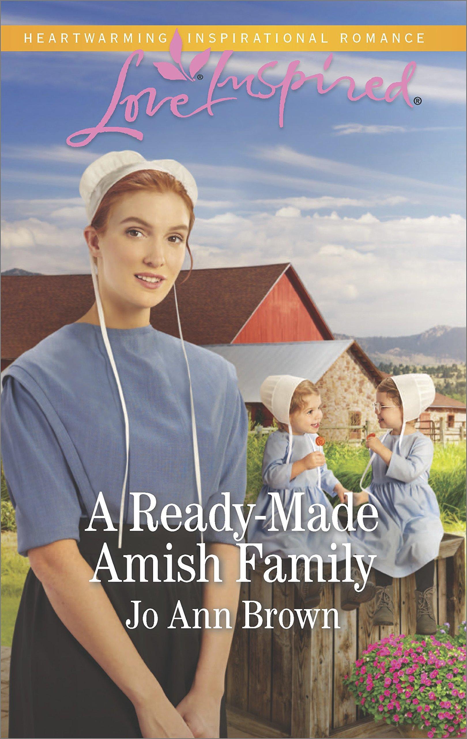 Ready Made Amish Family Hearts product image