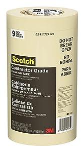 Scotch 3M 2020-1A-CP 2020-24A-CP Masking Tape