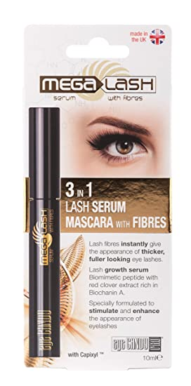 5c8d459df49 Eye Candy Mega Lash 3-in-1 Mascara: Amazon.co.uk: Beauty