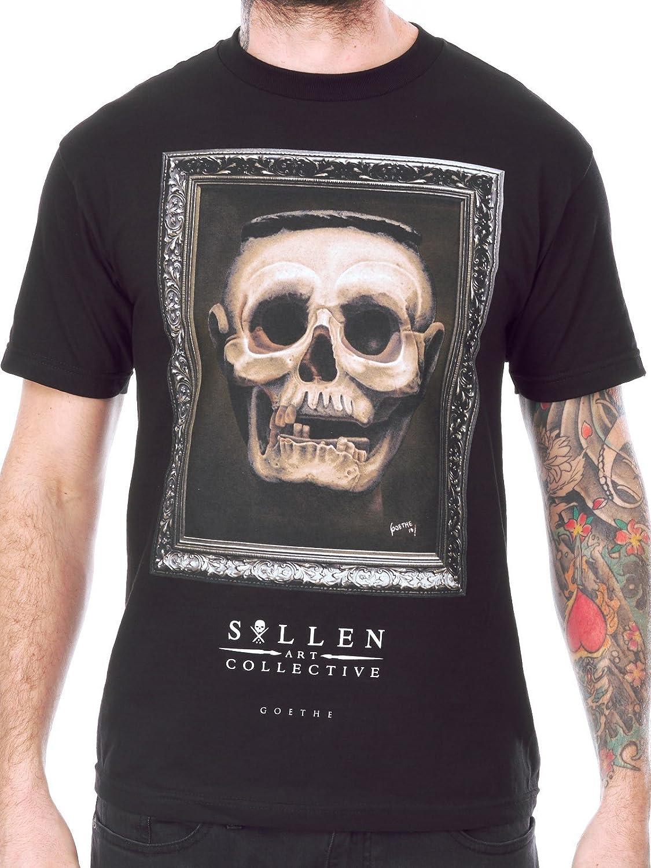 Sullen Black Goethe T-Shirt