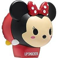 Lip Smacker Disney Tsum Tsum Balms-0.26 oz, Minnie Strawberry Lollipop