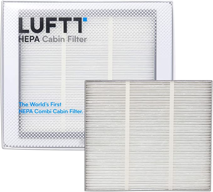 13356914, CUK24003, CF11966 replacement LUFTT HEPA Cabin Air Filter LHC120 for Cadillac//Chevrolet//GMC