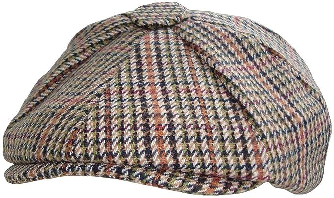Mens Baker Boy Flat Cap  Amazon.co.uk  Clothing 47d5a066c28
