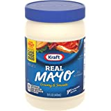 Kraft Mayo Real Mayonnaise (15 oz Jar)
