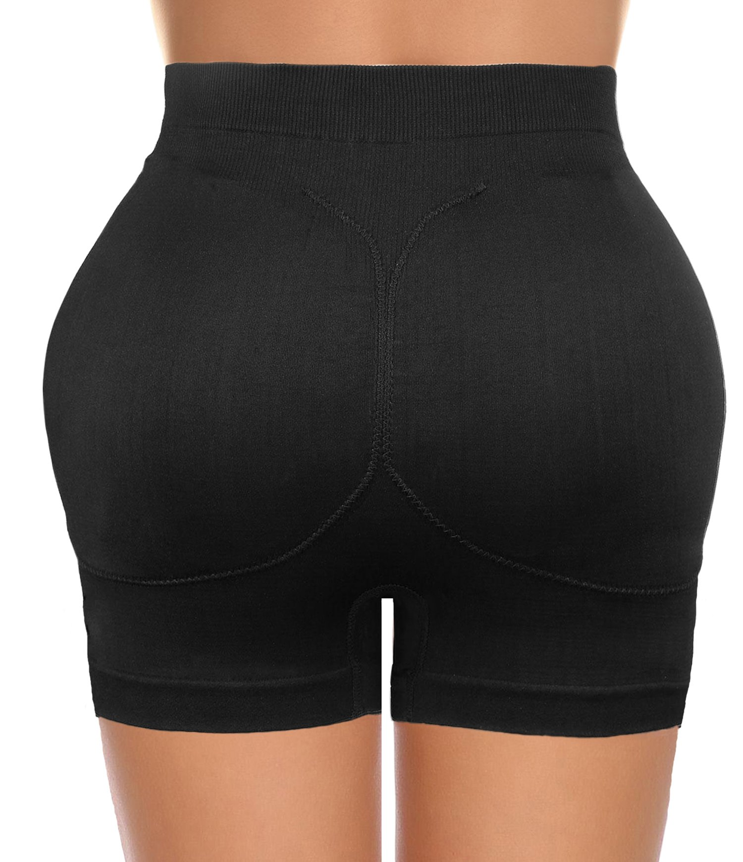 CeesyJuly Womens Hip Enhancer Butt Lifter Padded Waist Girdle Control Panties