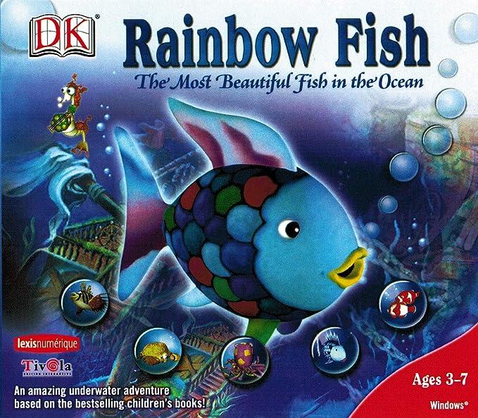 The Rainbow Fish by Marcus Pfister : Teacher Resource   kiddyhouse.com   594x679