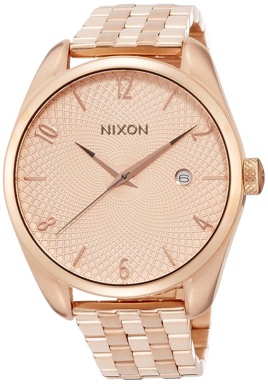 [ニクソン]NIXON 腕時計 BULLET: ALL ROSE GOLD NA418897-00 レディース 【正規輸入品】 B01EYH99JM