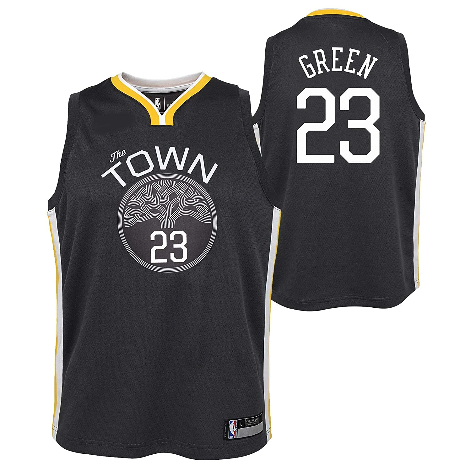 online store f2972 d3381 Amazon.com : Outerstuff Golden State Warriors Youth 'The ...
