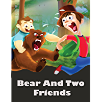 Story Of About Bear And Two Friends | S281 | A Bedtime Story Picture Book for Kids: English Fairy Tales (English Edition…