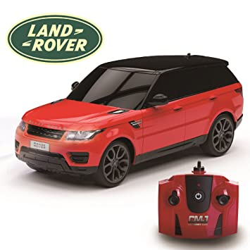Range Rover Sport Official Licensed Remote Control Car For Kids With