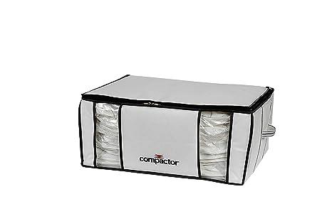 COMPACTOR Caja de Almacenaje Al Vacío, Talla XXL, 210 l, Blanco