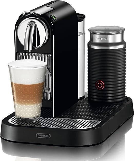 DeLonghi Nespresso Citiz & Milk Black EN266BAE - Cafetera ...