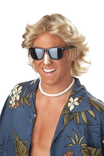 Miraculous Mens 70S Wig Blonde Amazon Co Uk Clothing Schematic Wiring Diagrams Phreekkolirunnerswayorg