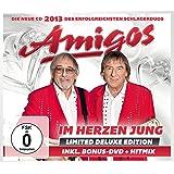 Im Herzen jung - Deluxe Edition inkl. Hitmix & Bonus-DVD mit drei Musikclips