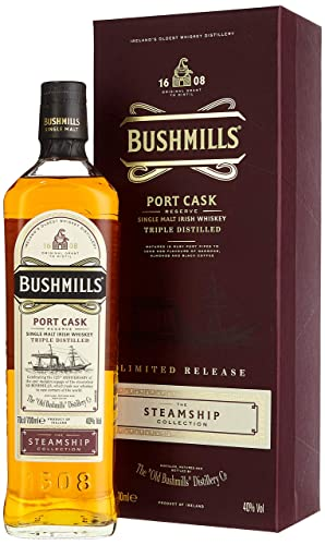 Bushmills Port Cask Reserve (The Steamship Collection)