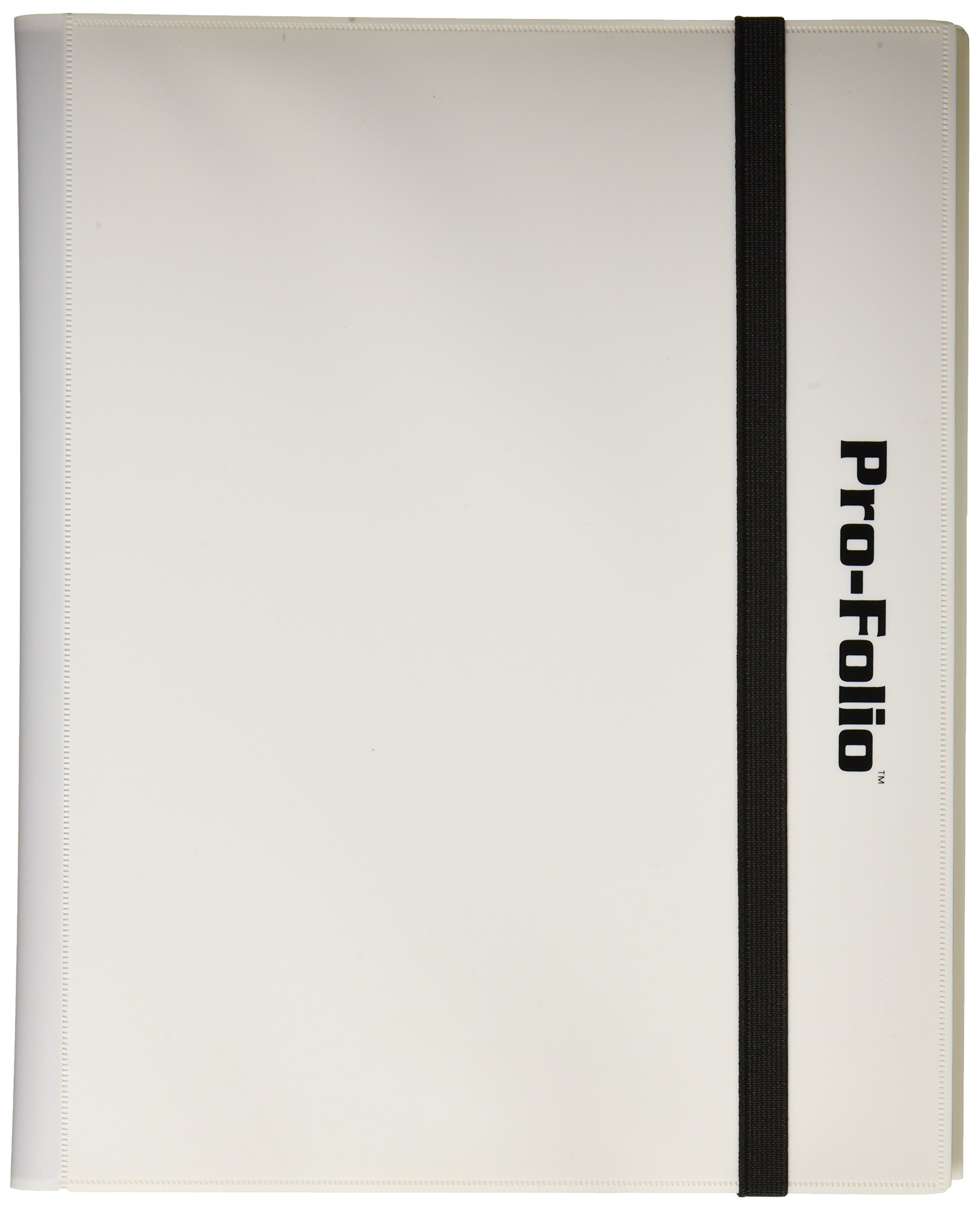 Pro-Folio 9-Pocket LX Album, White