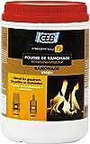GEB 821502 Propfeu Poudre Pot de 900 g Clair