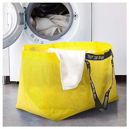 Ikea SLUKIS - Bolsa de Transporte Grande de 71 litros, Color ...