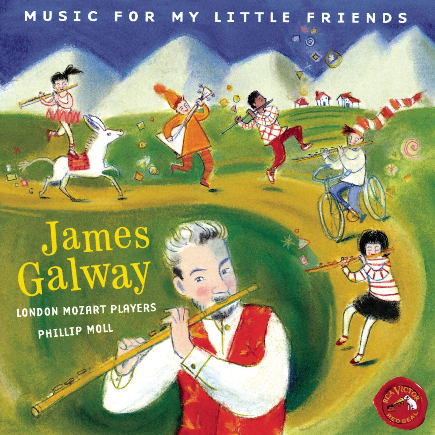 Music for My Little Friends by SONY MASTERWORKS