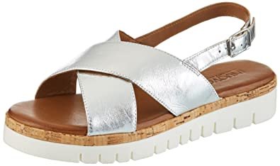 Chaussures Inuovo argentées femme ItcAcoWh