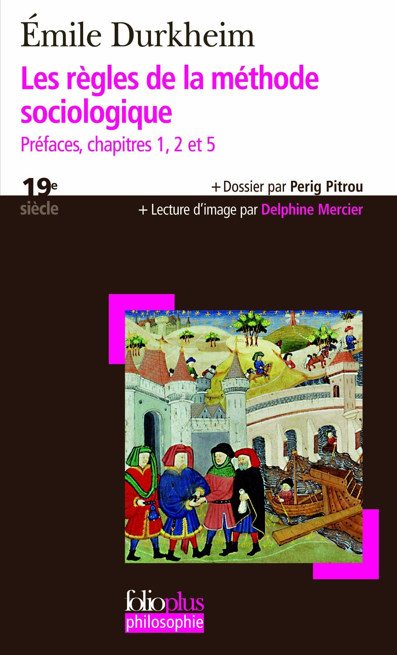 Download Regles de La Meth Socio (Folio Plus Philosophie) (English and French Edition) ebook
