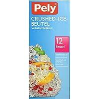 pely 5151 Crushed-Ice-Beutel, selbstschließend, 12 Beutel