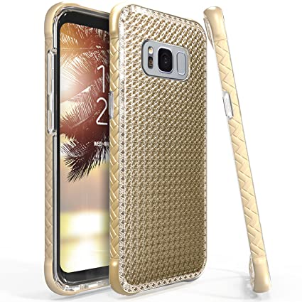 gold samsung s8 phone case