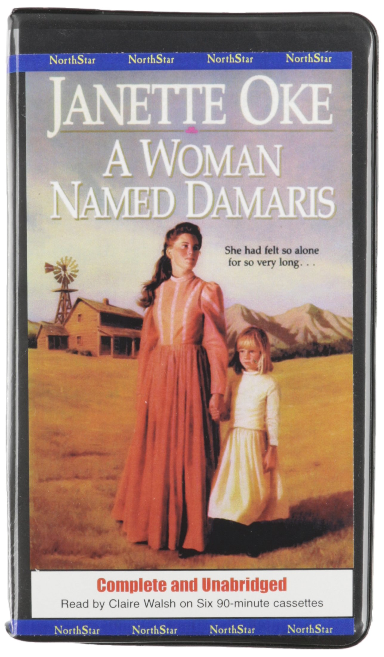 A Woman Named Damaris (Women of the West #4)