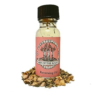 Reversing Oil 1/2 oz Hoodoo Voodoo Wicca Pagan Santeria